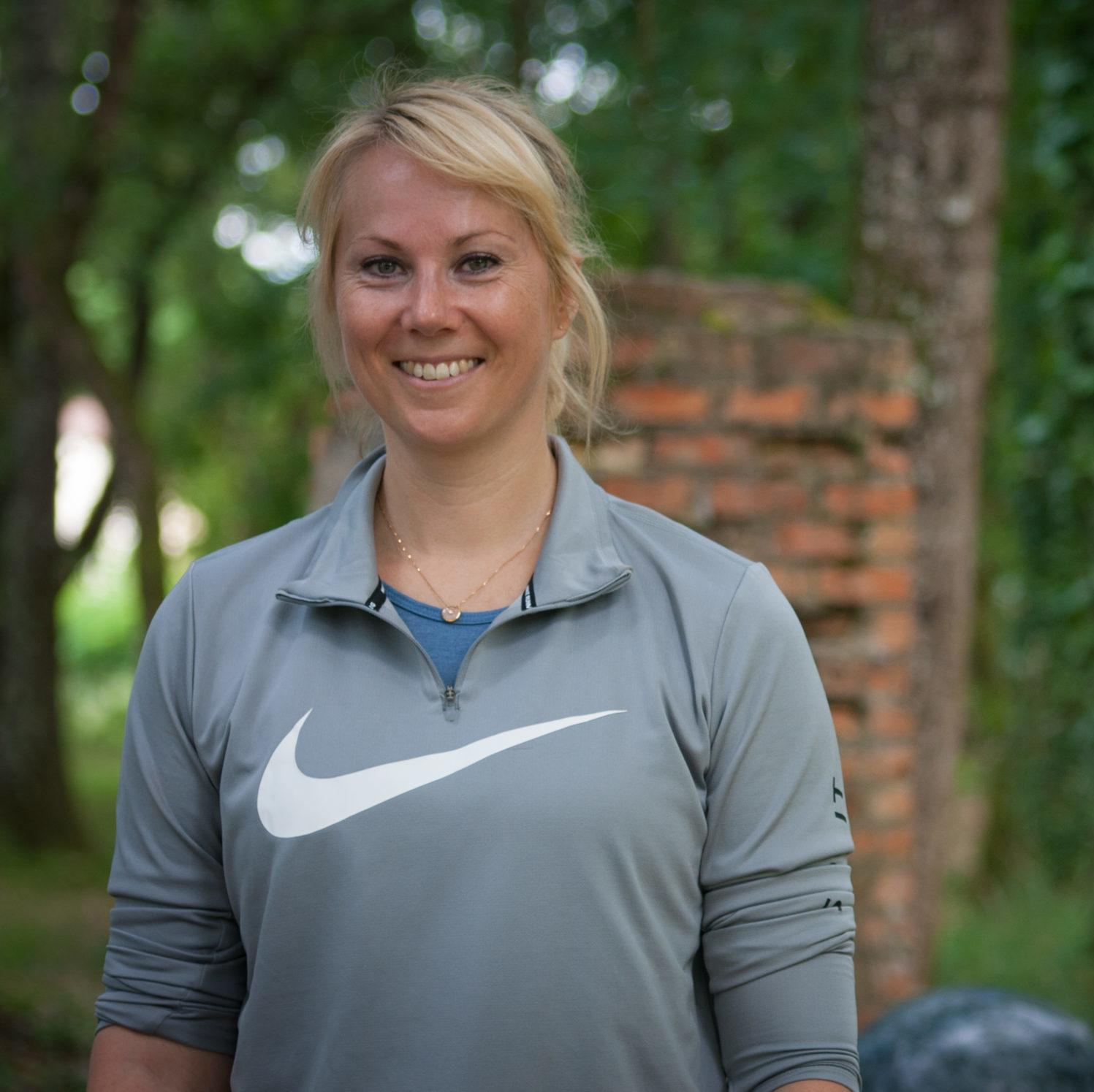 Photo d'Elodie Schmidt-Rey, coach sportif à Bordeaux et alentours, cours à domicile et en extérieur